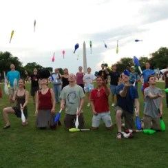 juggling club