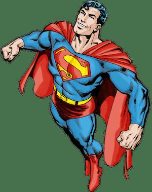 Decoracion Superman