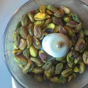 pistachio kernels