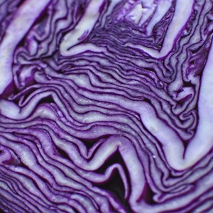 red cabbage layers