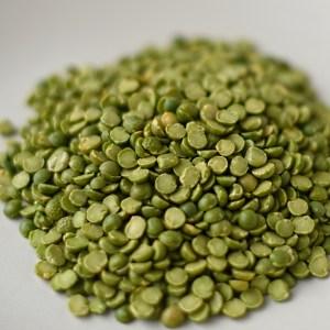 green-split-peas