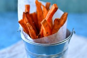 vegan sweet potato chips