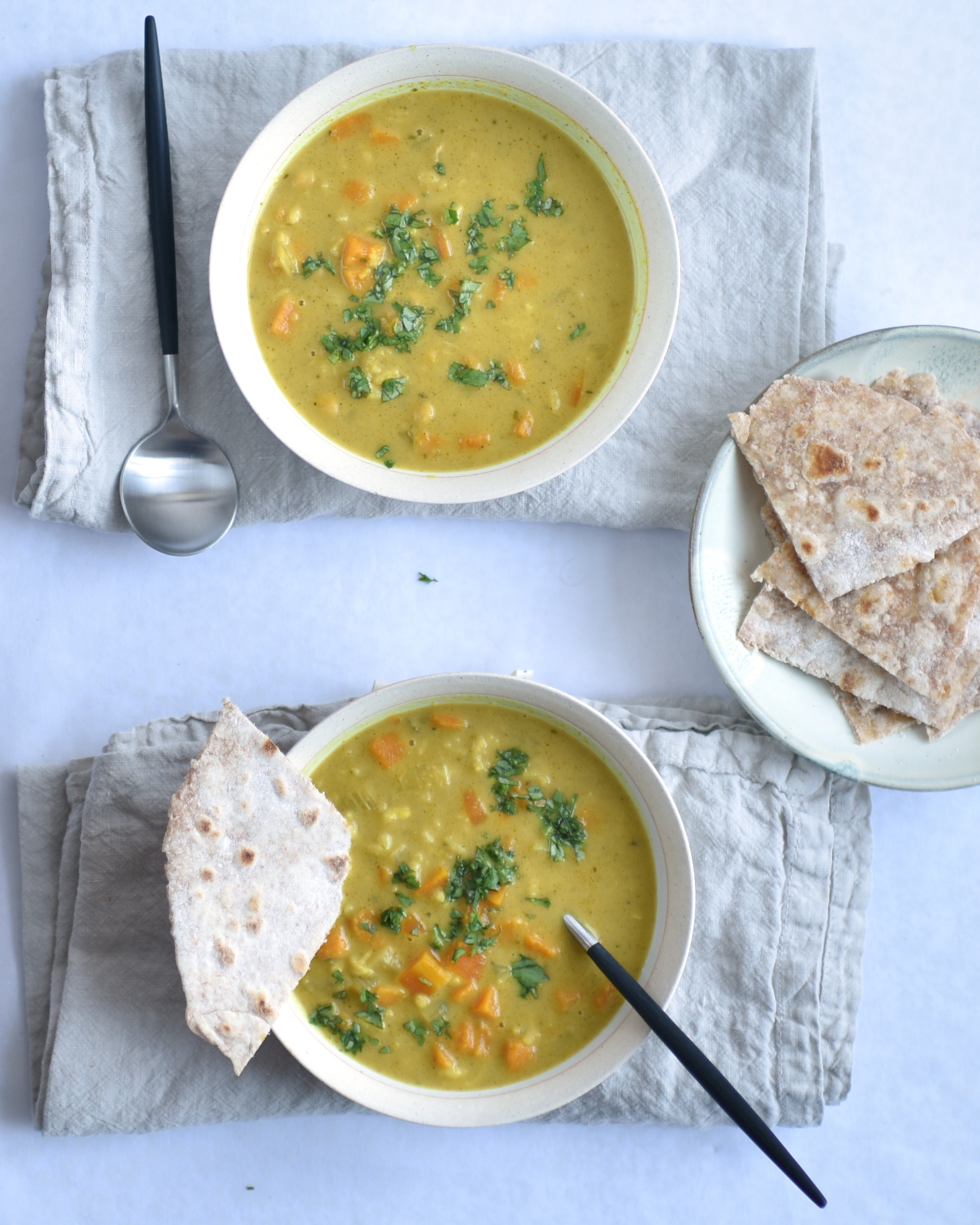 Sweet Potato Mulligatawny Soup The Circus Gardener S Kitchen