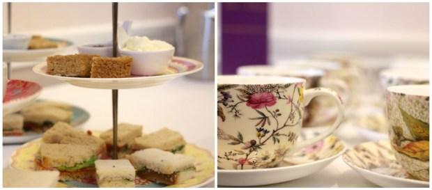 afternoon tea spread amba hotel
