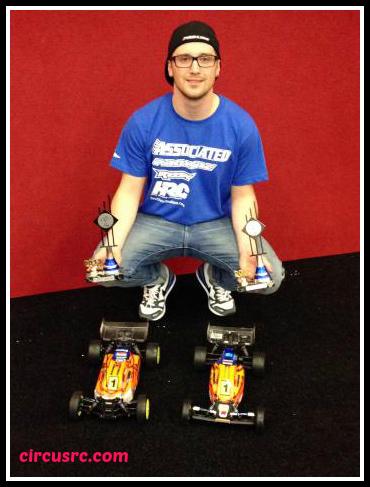 Patrick Hofer gagne le challenge MRTO