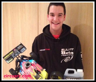 Loïc Nozeran rejoint la team Nemo Racing
