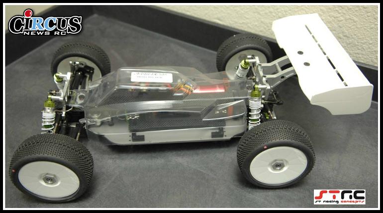 Kit de conversion ST Racing Concept: passez votre Slash 1/10 au 1/8