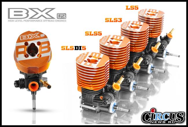 La nouvelle gamme  des moteurs BXR, les spécifications