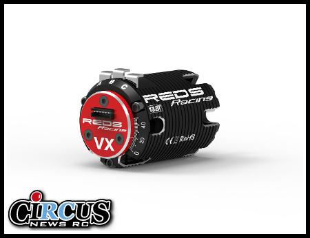 Nouveaux moteurs REDS… brushless!