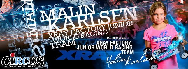 Malin Karlsen rejoint XRAY