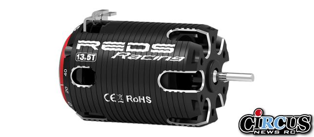 Nouveaux moteurs Brushless 3.5T, 4.0T, 5.5T chez REDS Racing