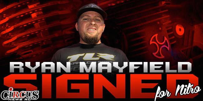 Ryan Maifield signe chez Team Orion