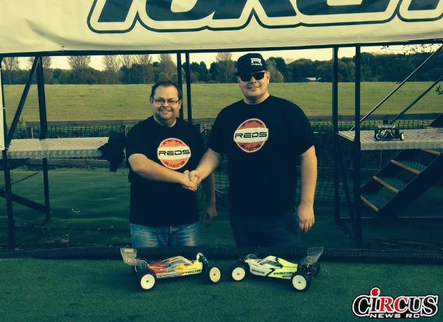David Burton et Stephen Brown Rejoignent REDS Racing