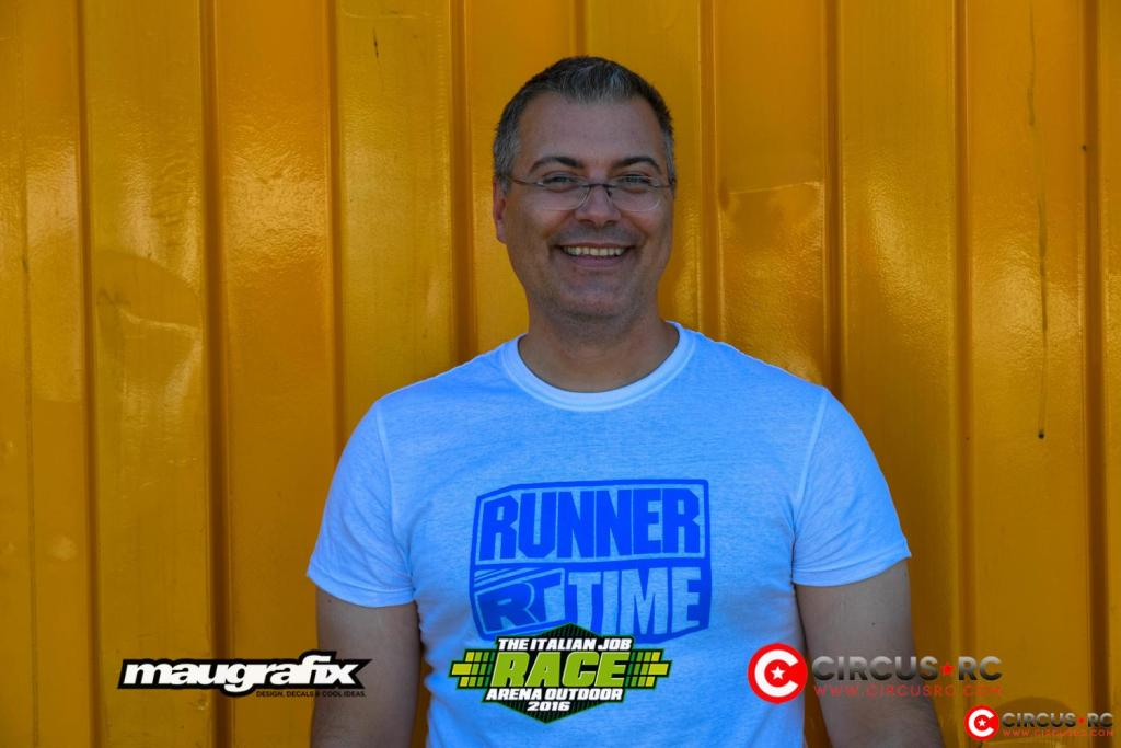 L'interview de Matteo Passerini de Runner Time