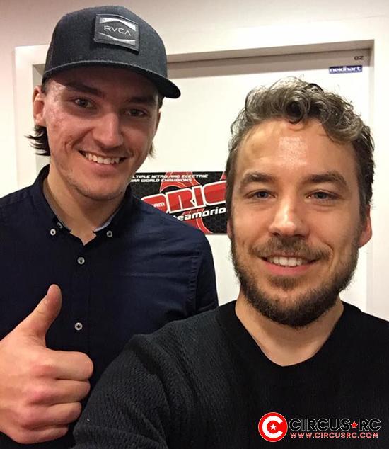 Un aperçu de Team Orion, HB Racing & plus encore – l'interview de Lorenz Schmid