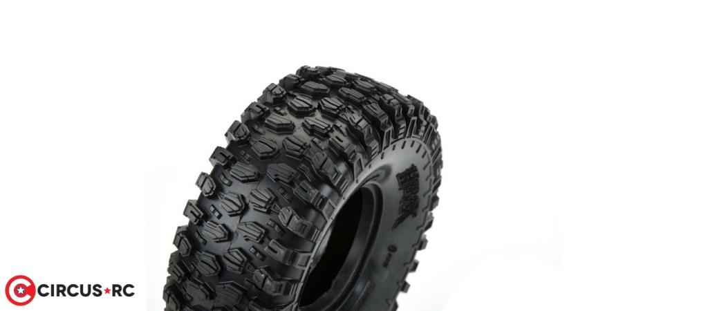 Pro-Line ajoute une gomme Super Soft aux pneus 'Predator' pour Crawler