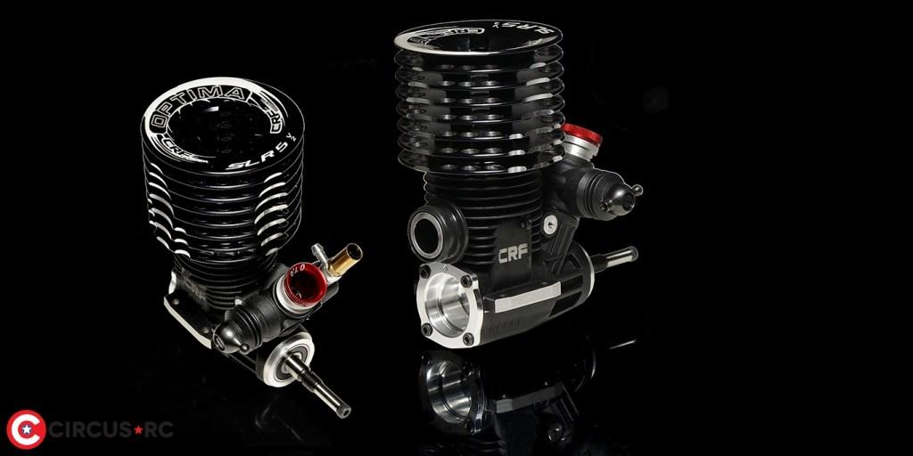 6MIK l Moteur Nitro Optima SLR5 V2