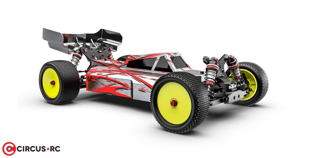 Team Corally SBX-410 4WD buggy coming soon