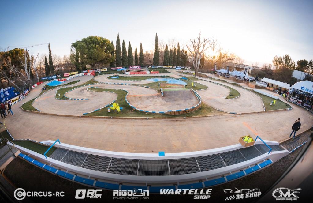 GP de Montpellier 2019: la piste