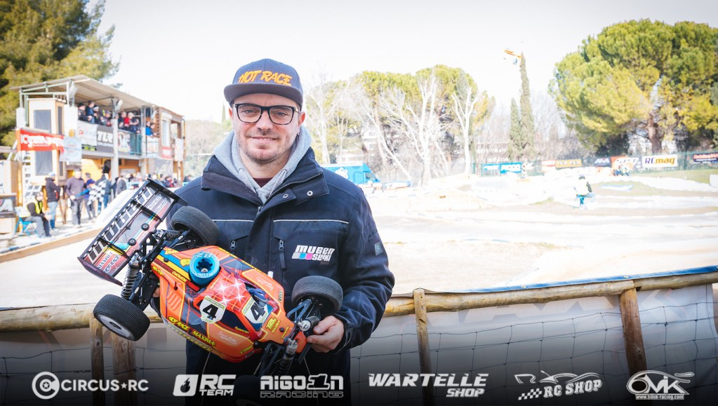 Robert Batlle took the TQ in Q2 at Montpellier GP