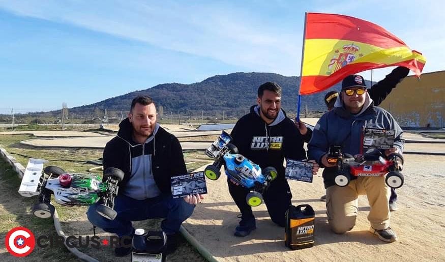 Oskar Navarro wins at Madrid regional champs Rd1