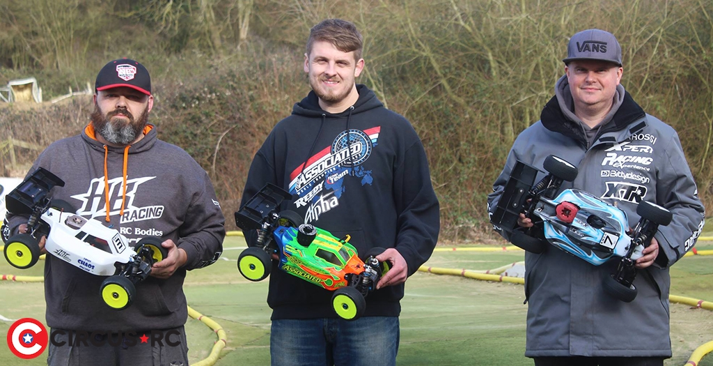 Matt Lewis wins at NitroXCross Rd4
