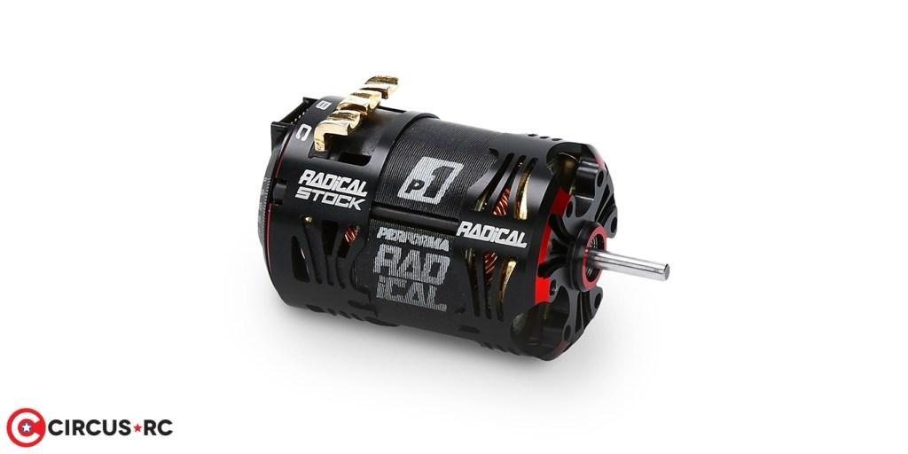 Performa P1 Radical 540 Stock brushless motors