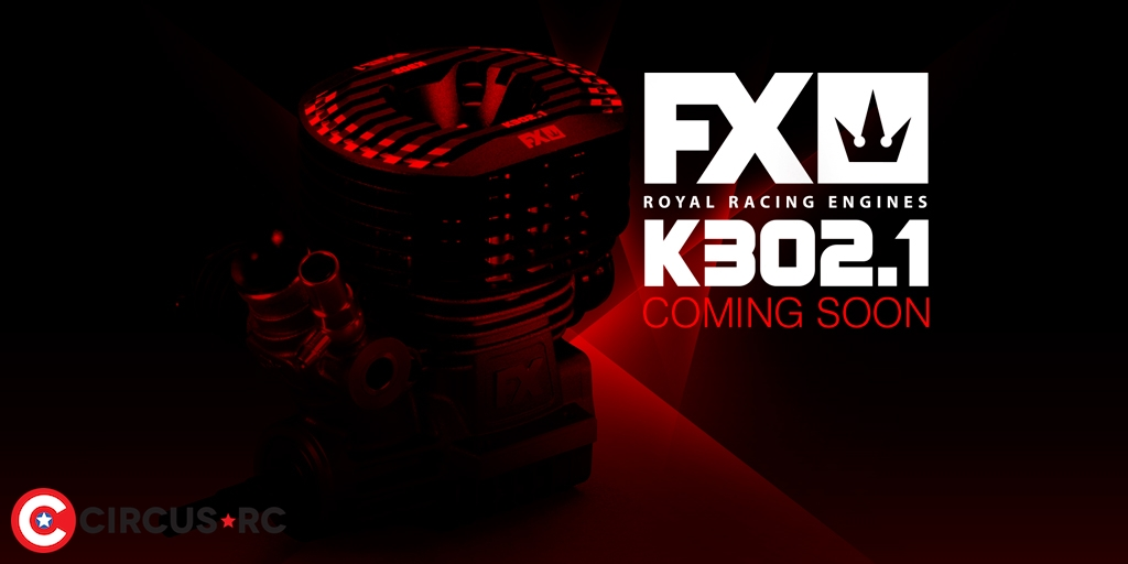 FX Engines K302.1 nitro engine coming soon