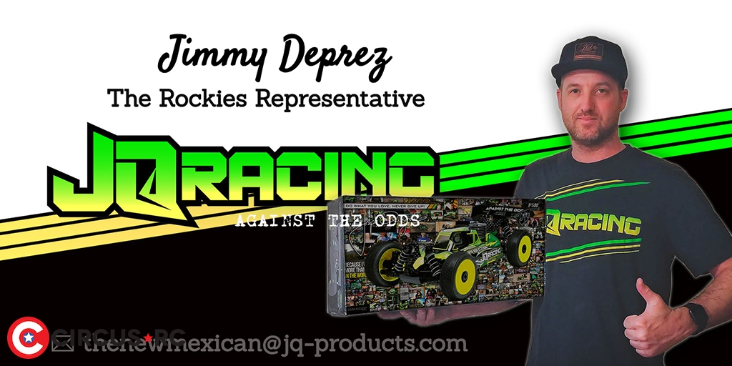 JQ Racing appointed Jimmy Deprez as Rockies Regional Team Rep