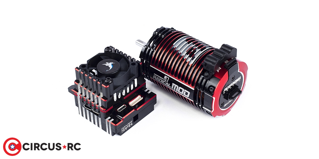 Performa Racing P1 HMX 1/8 Power combo