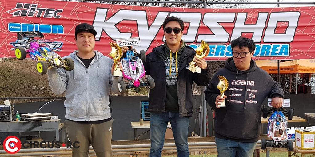 Dani Choi TQs & wins at 2019 Korea Kyosho Masters