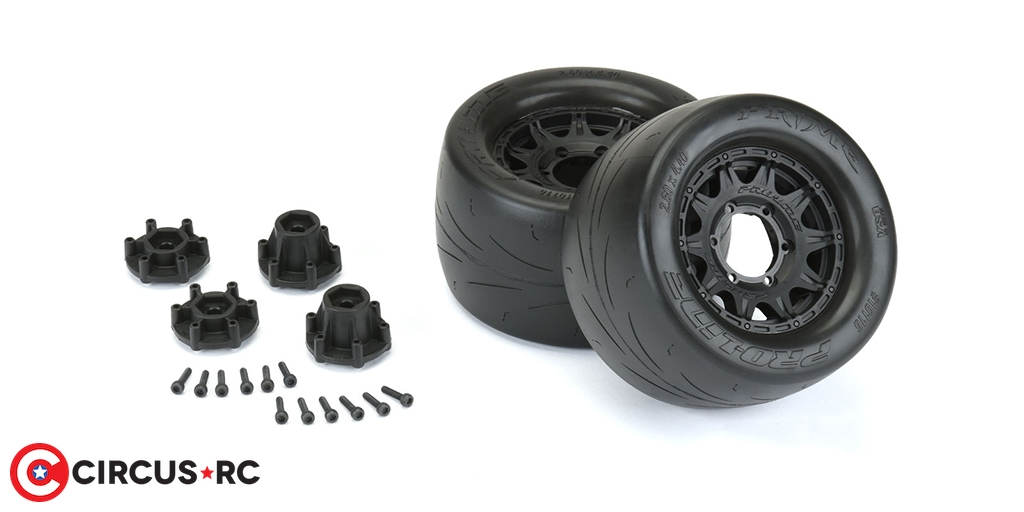 Pro-Line introduce new 1/10 Monster Truck pre-mounted tyres