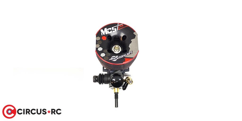 RC Concept l Moteur nitro MC5 RS