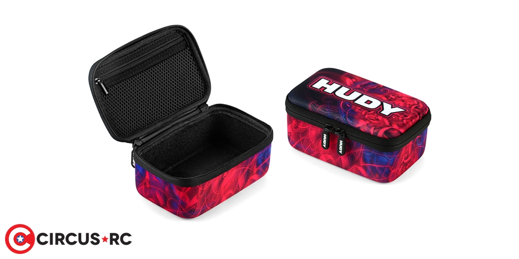 HUDY 175x110x75mm hard case