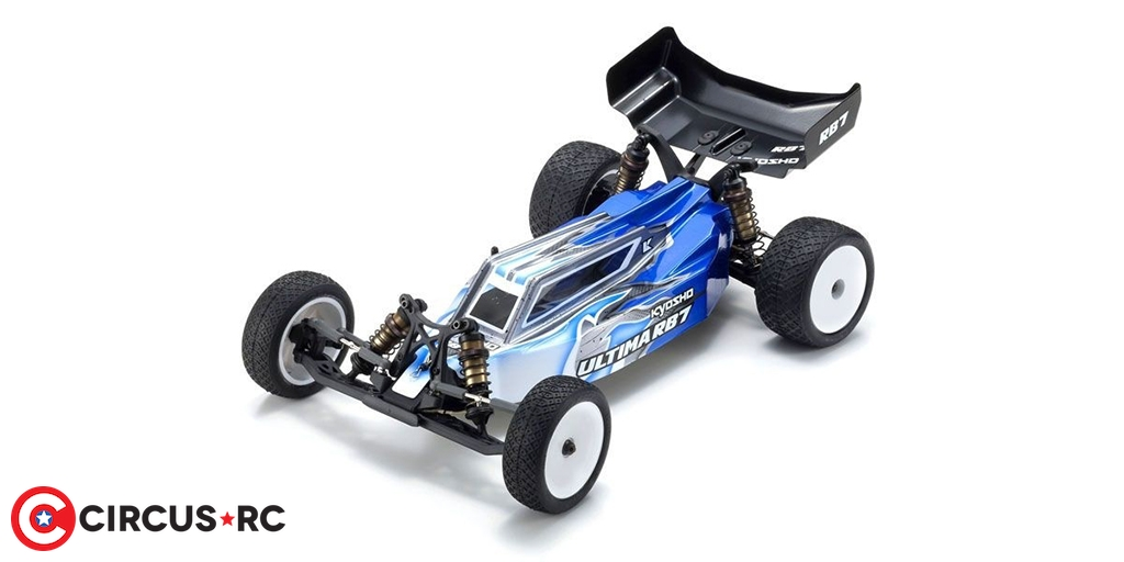 Kyosho Ultima RB7SS 2WD stock racing buggy kit
