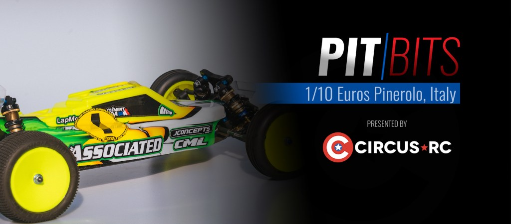 Clément Boda: Team Associated RC10 B6.1D «Dirt Edition»