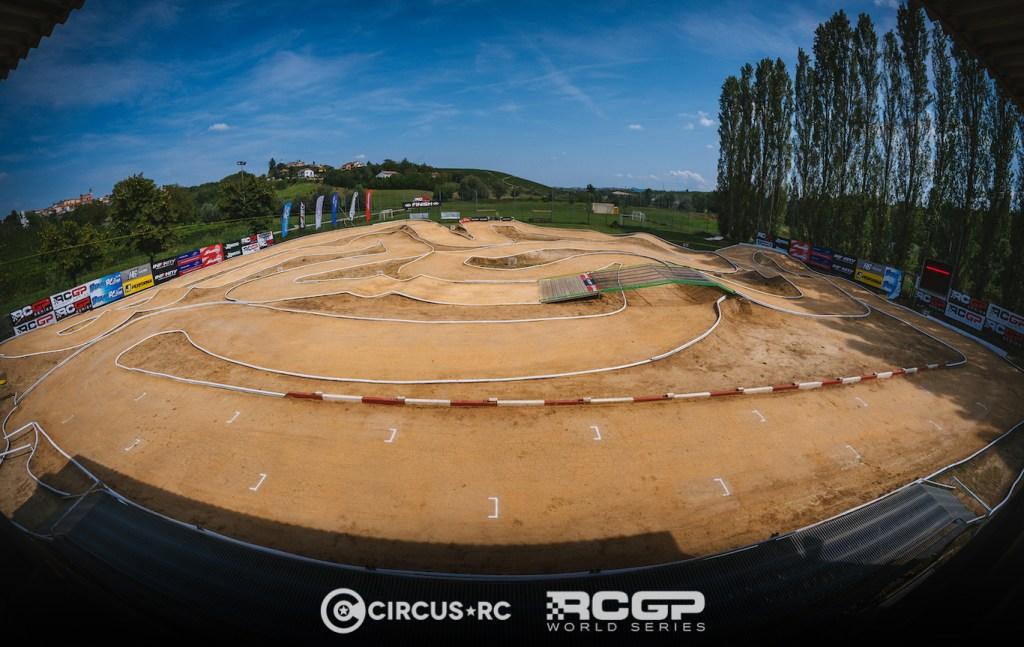 RCGP Asti: la piste