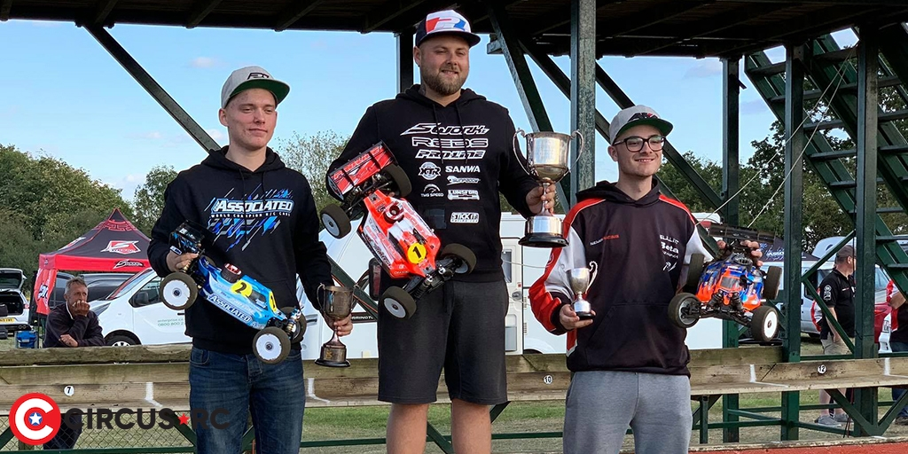 Elliott Boots crowned 2019 BRCA Rally X champion