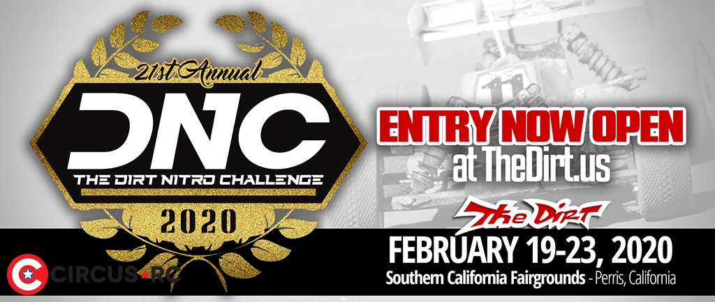 21st annual DNC early entries open!
