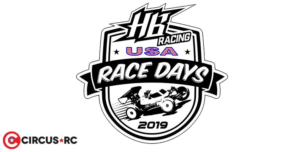 HB Racing Race Days USA announcement