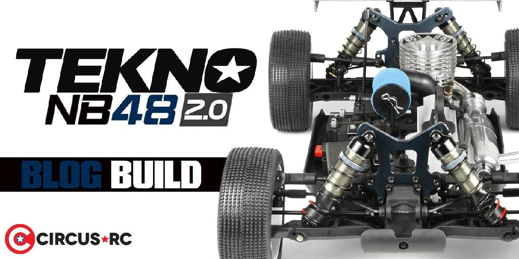 Tekno RC video build series: NB48 2.0 Bag D-K