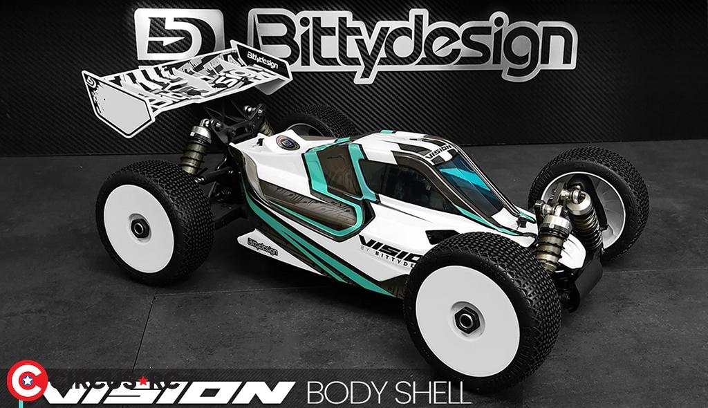 Bittydesign MBX8 Eco Vision body