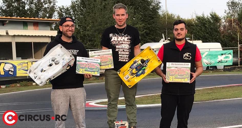 Silvio Hächler wins at Autumn Trophy