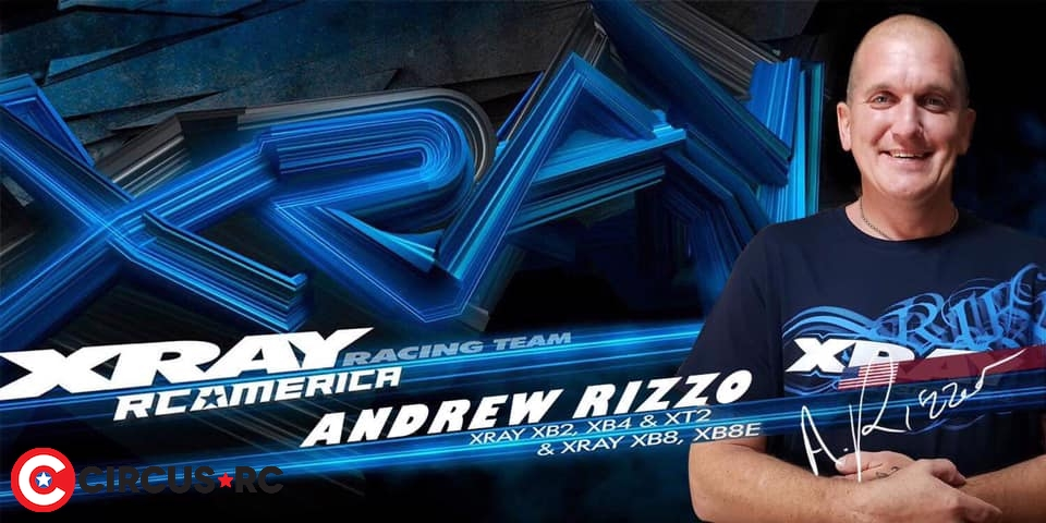 Andrew Rizzo teams up with XRAY