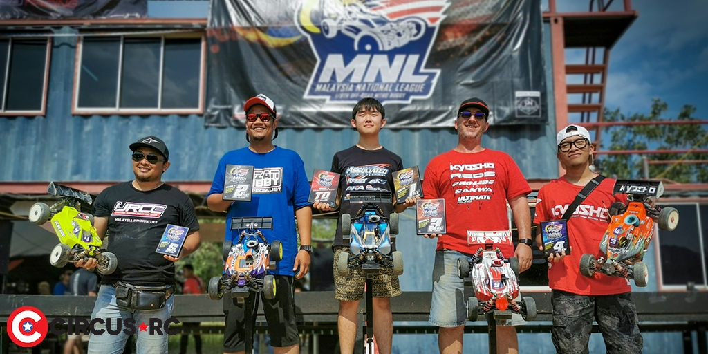 Malaysia National League Rd4 report