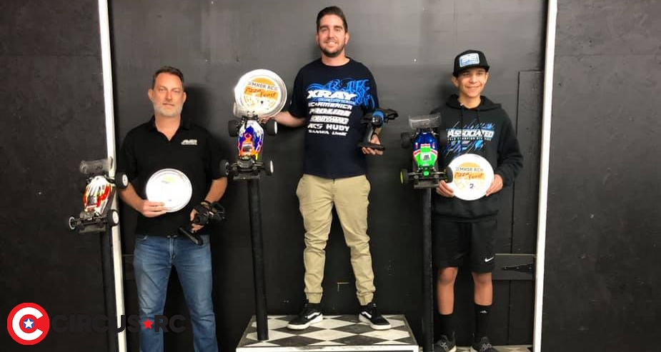 Gastelum & Paccione win at 2019 Pizza Feast race