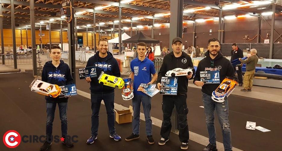 Swiss Indoor Championships Rd1 report