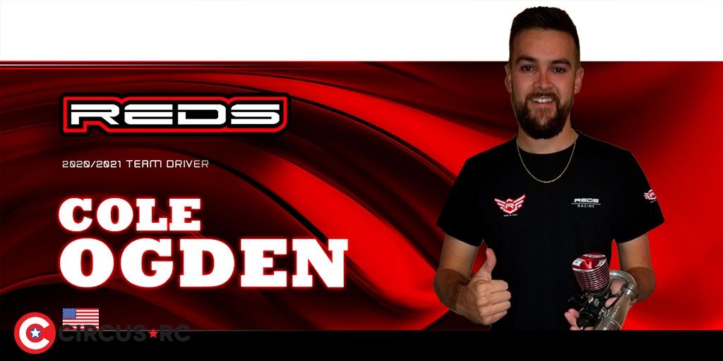 Cole Ogden REDS-powered through to 2020 & 2021