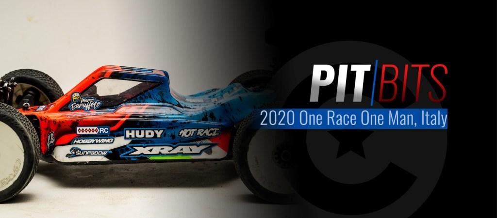 2020 One Race One Man: XRAY XB8E'19 I Marco Baruffolo