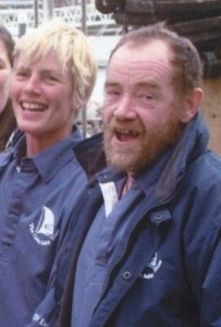 Bill with Mate Penny in 2008